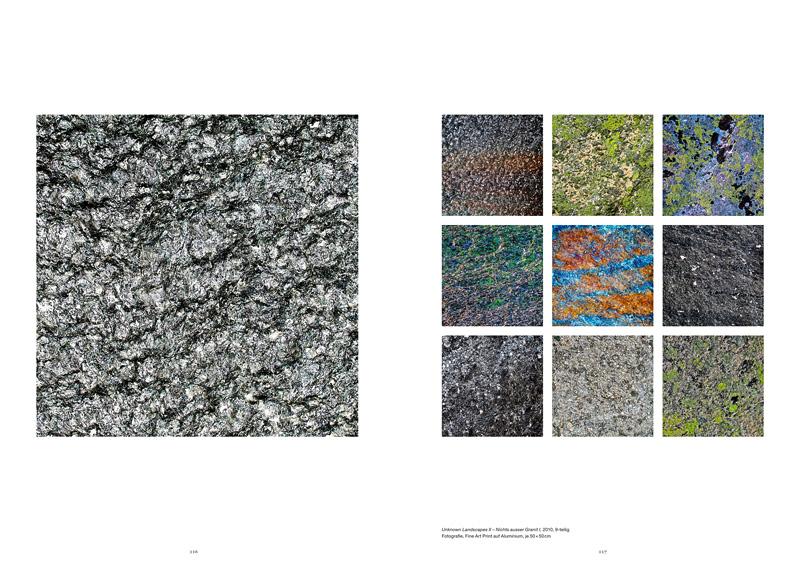 Kunstbuch Maya Lalive, Soulscapes and Landmarks, Somedia Buchverlag 2017